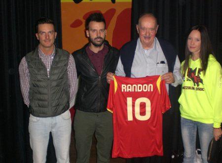 Festa in onore a Raul Anselmo Randon